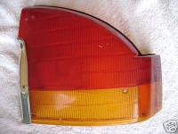 New Right and Left Taillight lens OEM for A Jaguar XJS