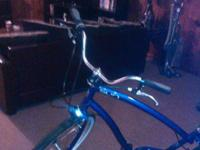 Yes I have a new Sun Cruiser Bike. Its blue and really
