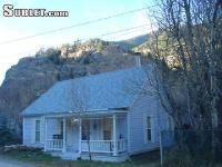 Little Cottage on Clear Creek in historic Silver Plume,