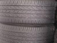 WE HAVE A SET OF 4 GOOD USED 225/65R17 BRIDGESTONE