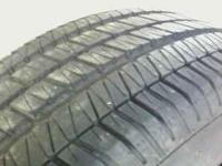 i have one 225 70 15 goodyear eagle tire. it was run