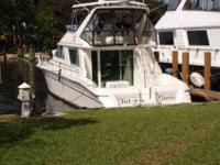 1995 Sea Ray 55 SEDAN BRIDGE 55' Sea Ray 550 Sedan