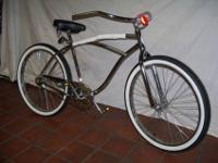 NEW LOWRIDER Beach Cruiser 26? White Wall tires w/