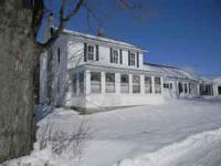 GOAT FARM ------- Farmhouse, Pasture & Barns 39.40