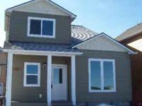 3 bedroom + den, 2.5 bath new home available April 1st.