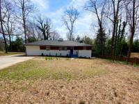 Completely Renovated Home in The East Lake Area!