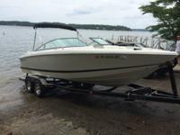 Please call owner Wayne at  or . Boat is in Opelika,