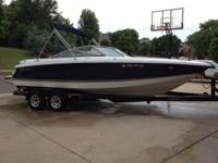 Please call owner Michael at . Boat is in Edmond,