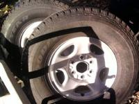 Rims & Tires will go with this- we have no use for