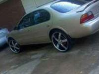"I have a set of 22"" devino rims.. Tires have good"