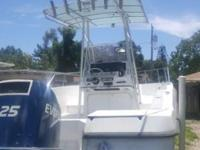 I have a 91 22 foot open fisherman boat with good hull