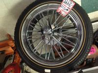 "22"" swangas  tire/rim package.  Bayou Pawn 11354"