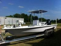 I have an excellent condition 2002 22ft Proline Center