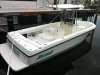 Have a great running Great fishing boat loaded with