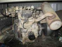 22 hp kawasaki engine liquid cooled came out of 05 hpx