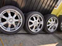 "22""in Falken 6 LugJust what your truck needs. The"