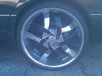 Description This posting if for a set of 5 rims (tires
