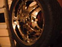 im selling my rims they fit chevy trucks and ford
