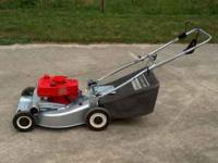 CRAFTSMAN, 22 - INCH SELF- PROPELLED 3 IN 1 LAWN MOWER,