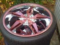 These rims are featured in the rides&donk