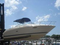 2003 Sea Ray 225 WEEKENDER Now you don't have to leave