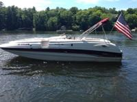 Please call owner Bill at . Boat Location: Balsam Lake,