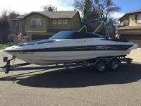 Please call boat owner Craig at 916-990- three seven