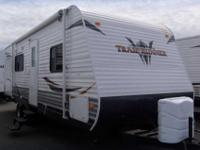 2013 HEARTLAND TRAILRUNNER 25' , WHT, Full on options