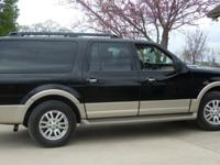 2009 Ford Expedition EL (extra long). Loaded w Eddie