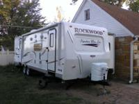 2010 Rockwood Travel Trailer (manufactured by Forest