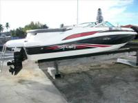2011 Sea Ray 185 SPORT INDOOR STORED AND FRESH WATER