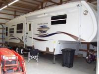 EXCELLENT TO PERFECT CONDITION 2006 Copper Canyon by