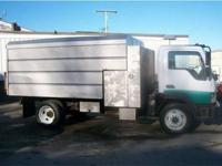 2006 Ford LCF Cabover with Dump Has approximately