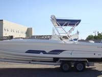 GREAT DEAL !!This 1994 Spectre 28' Center console also