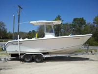 For sale is a super clean Sailfish 236 center console