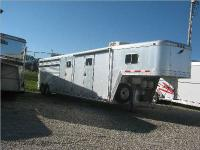THIS IS VERY NICE 1995 FEATHERLITE TRAILER WITH A 10 ft