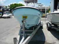 2007 Panga Boats 22 LX This is an original Panga. The
