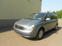 2012 Kia Sedona!! V6! Talk about an absolutely