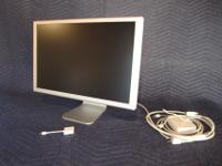 Apple Cinema HD Display made use of in a workplace