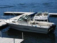 CHAPARRAL 234 BOAT OWNER'S COMMENTARY. This 1991