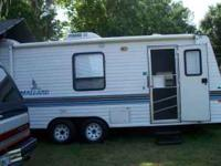 THIS SALE IS FOR A 1996 FLEETWOOD MALLARD TRAVEL