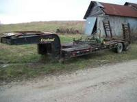 I have a 23 ft. Freuhhug Loboy Trailer, it would be