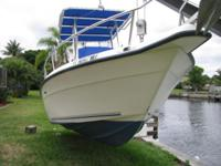 Call boat owner @ 941769-0815 / This boat was 1st