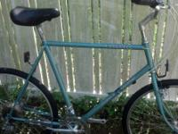 "I have a 23"" Raleigh Technium City sport City limit"