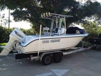Call Boat Owner . Description: 23 ft. Sea Fox, leaning