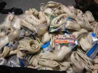 232 pieces of 25' Phone extension cords if you email me