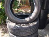 I have 4 Michelin Energy MXV S8 M&S tires. These tires