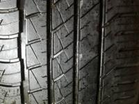 FOR SALE 3 TIRES: GOODYEAR EAGLE F1 assymetrical