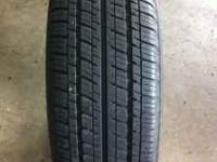 "this is one used tire for sale used 235/60/18"" brand it"