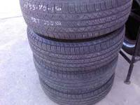 235-70-16 michelins great shape like new come check